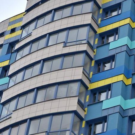 В Москве ввели более 20 жилых домов в этом году